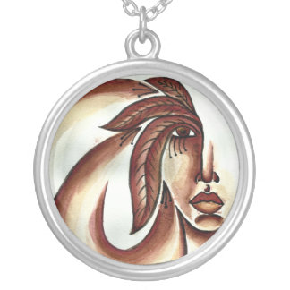 Feathers Necklace