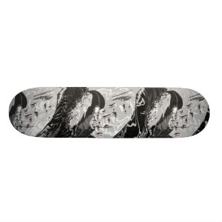 Feather's of Change Skateboard Deck