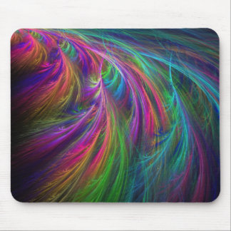 feathers of dream mouse pad