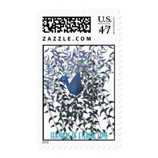 FEATHERS OF ETERNAL LOVE STAMPS