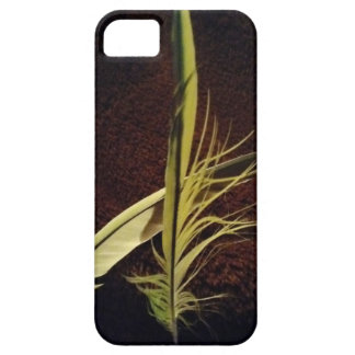 Feathers of the love iPhone SE/5/5s case