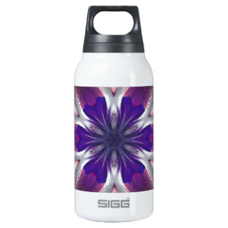 Feathers of ultra pink Nov 2012 Insulated Water Bottle
