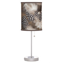 Feathers Table Lamp
