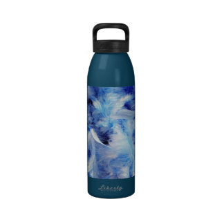 Feathers Reusable Water Bottles