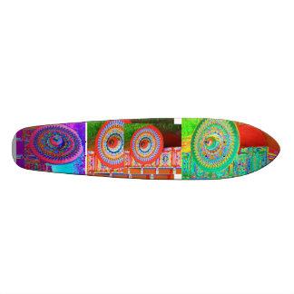 Feathertouch Wheel Deal Skateboard