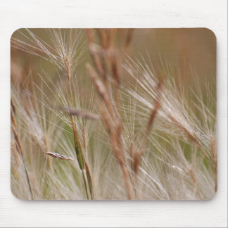 Feathery Grasses Mouse Pad
