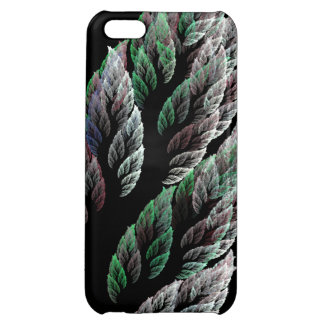 Feathery Leaves Fractal iPhone 5C Case
