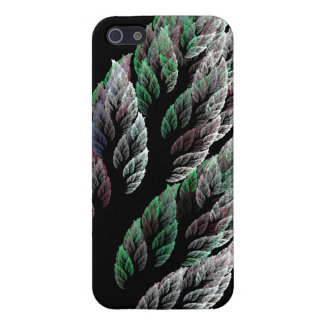 Feathery Leaves Fractal iPhone SE/5/5s Case