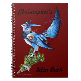 Feathykin Veeku Notebook