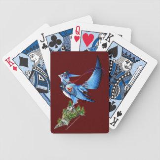Feathykin Veeku Playing Cards