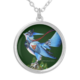 Feathyrkin Veeku Necklace