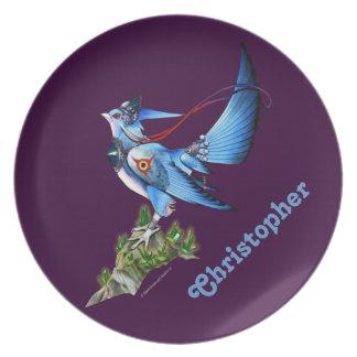 Feathyrkin Veeku Plate