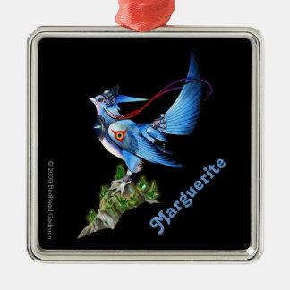 Feathyrkin Veeku Premium Square Ornament