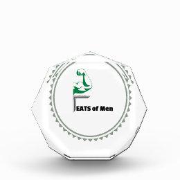 Feats of Men Apparel, Trinkets, and Merchandise Award