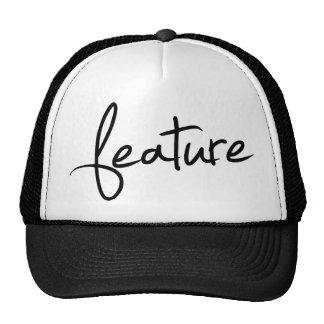 Feature Hat Cap Featuring Feeling It Queen Please