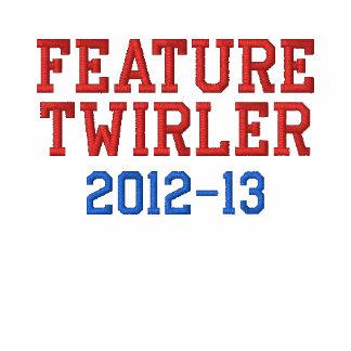 Feature Twirler Hoodie
