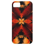 Featured Bronze Fractal iPhone 5 Case