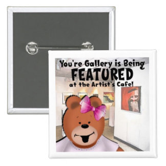 Featured Gallery  Pinback Button