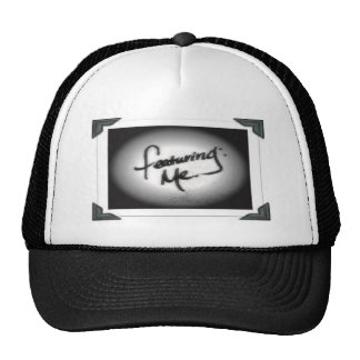 """"""" featuring Me ® """" Trucker Hat"""