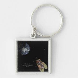 Feb. 15, 2013 Asteroid 2012 DA14 Flyby Keychain