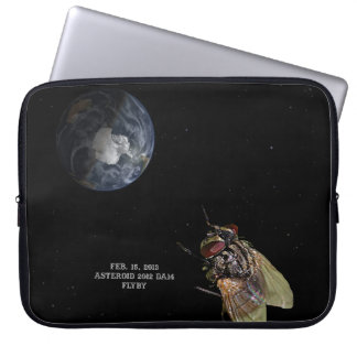 Feb. 15, 2013 Asteroid 2012 DA14 Flyby Laptop Computer Sleeves