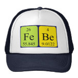 Febe periodic table name hat