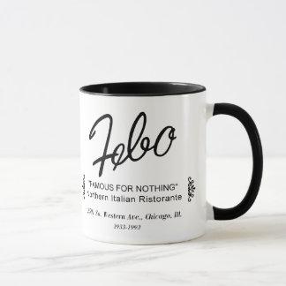 Febo, Northern Italian Ristorante, Chicago, IL Mug