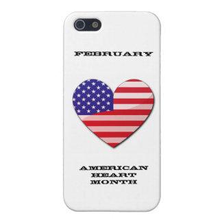 Febrero iPhone 5 Fundas