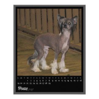 february 2012 calendar flyer