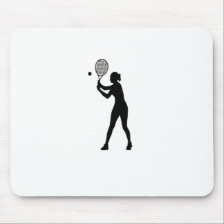 February 23rd - Play Tennis Day - Appreciation Day Mouse Pad