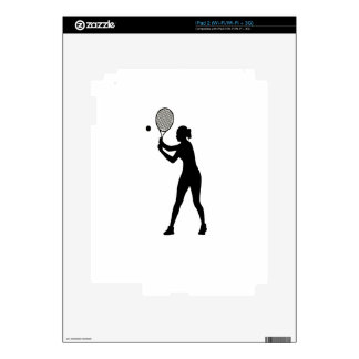 February 23rd - Play Tennis Day - Appreciation Day Skins For iPad 2