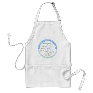 February 26th Birthday - Pisces Aprons
