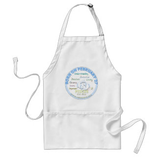 February 27th Birthday - Pisces Apron