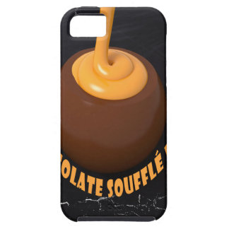 February 28th - Chocolate Soufflé Day iPhone SE/5/5s Case