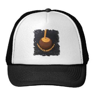 February 28th - Chocolate Soufflé Day Trucker Hat