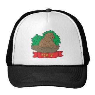 February 2nd trucker hat