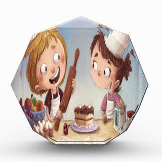 February - Bake For Family Fun Month Award