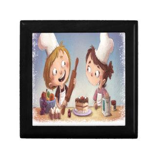 February - Bake For Family Fun Month Keepsake Box