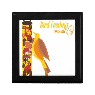 February - Bird-Feeding Month - Appreciation Day Gift Box