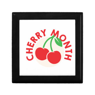 February - Cherry Month - Appreciation Day Gift Box