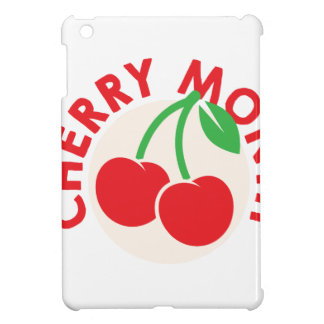 February - Cherry Month - Appreciation Day iPad Mini Case