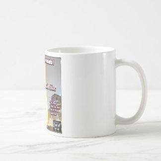 February - Cupids Crash Site Coffee Mug