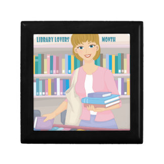 February - Library Lovers' Month Gift Box