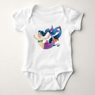 February Mermaid Tee Shirt