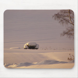 February Morning #1 Mouse Pad