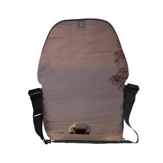 February Morning #1 Small Messenger Bag