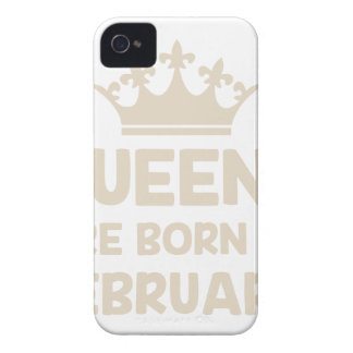 February Queen iPhone 4 Cover