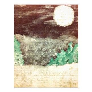 February--Snow Moon.jpg Letterhead Design