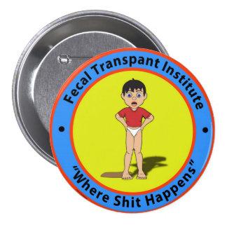 Fecal Transplant Institute button