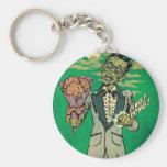 fecha del baile de fin de curso del zombi con los  llaveros personalizados
